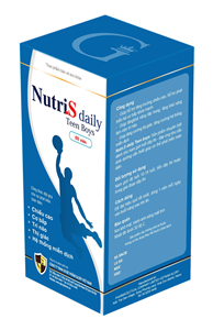 Nutri.S daily-Teen Boys